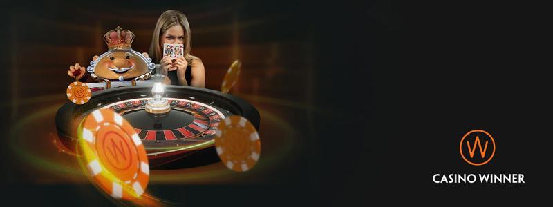 Casino Winner er en vinner hos norske casinospillere